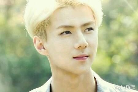 exo成员单人最帅头像
