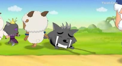 穿越喜羊羊与灰太狼