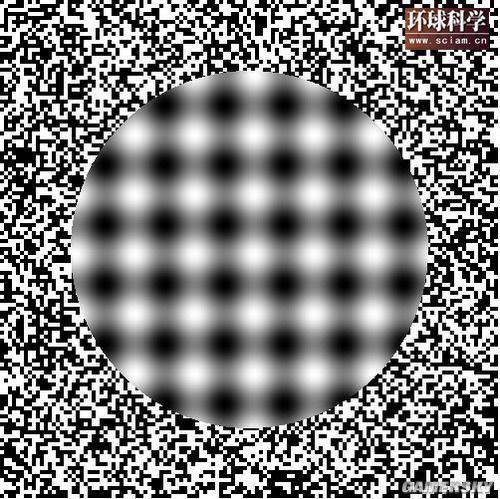视觉错觉几何图