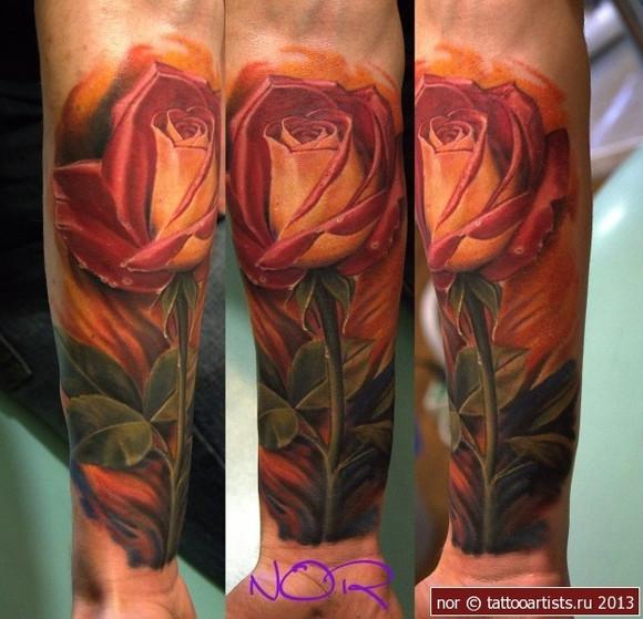 【图片】手面,小臂,大臂,大臂内侧,花臂,俱全!【纹身图片