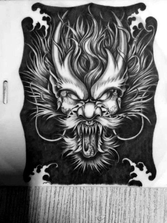 牡丹江纹身协会会长,常年招收纹身,纹绣(半永久眉 眼 唇图片
