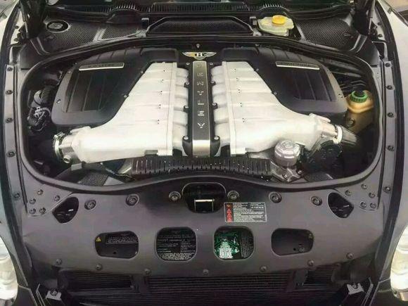 这就是w12发动机!图片