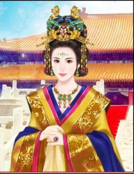 【皇太后,慈祥和蔼,喜欢穿金戴银】:嗯,哀家也觉得可以