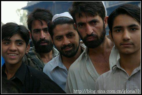 嫁给巴基斯坦男人