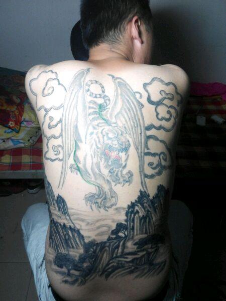 纹身修改_黄骅港吧_百度贴吧图片