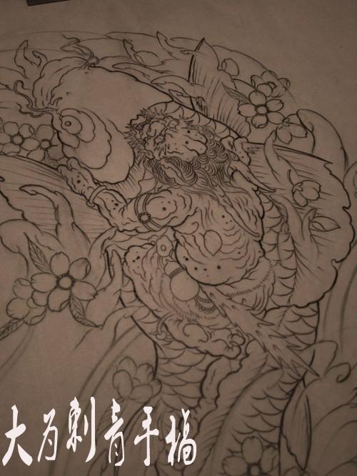 回复:南京纹身 大为刺青处精致小图作品贴图片