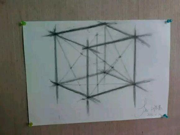 回复:【3d画吧】分享 立体画精简小教程图片
