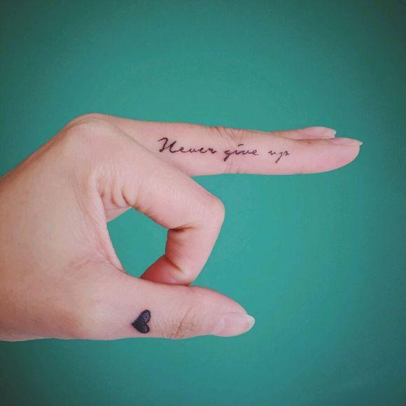 求手指纹身图案_小清新纹身吧_百度贴吧图片