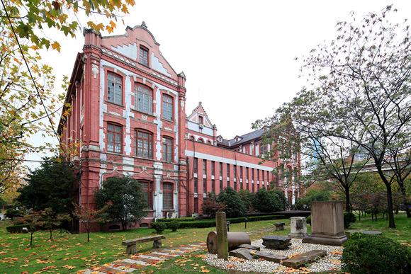 上海交通大学徐汇校区法学院趣味小学英语图片