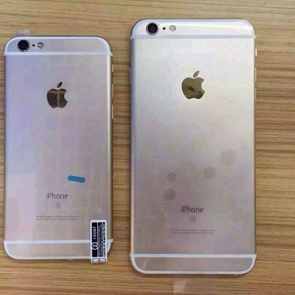 苹果6splus背面图片 最美图片网