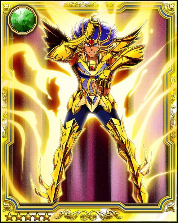 回复:【资料】圣斗士星矢galaxy card battle角色卡(多图)
