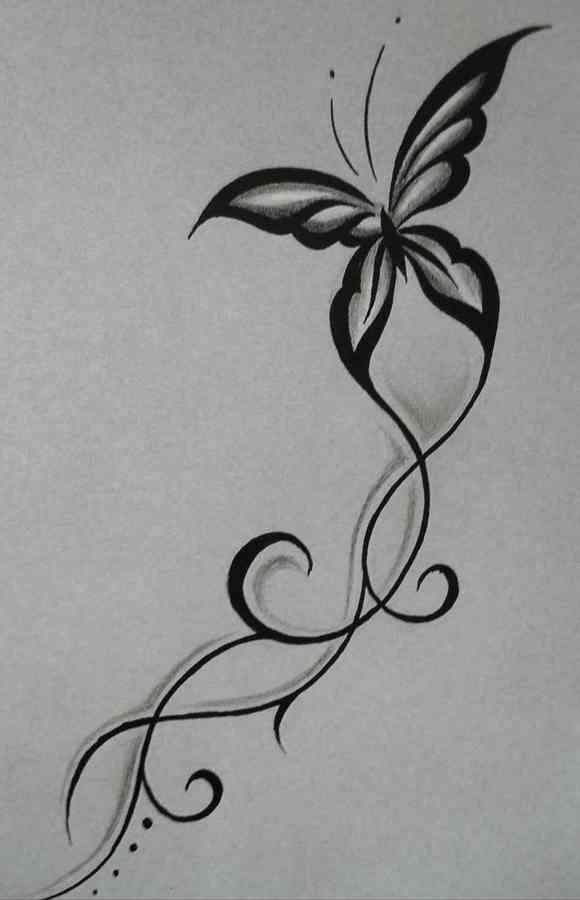 【图片】(神龙堂) 花藤类手稿【景洪纹身吧】_百度贴吧图片