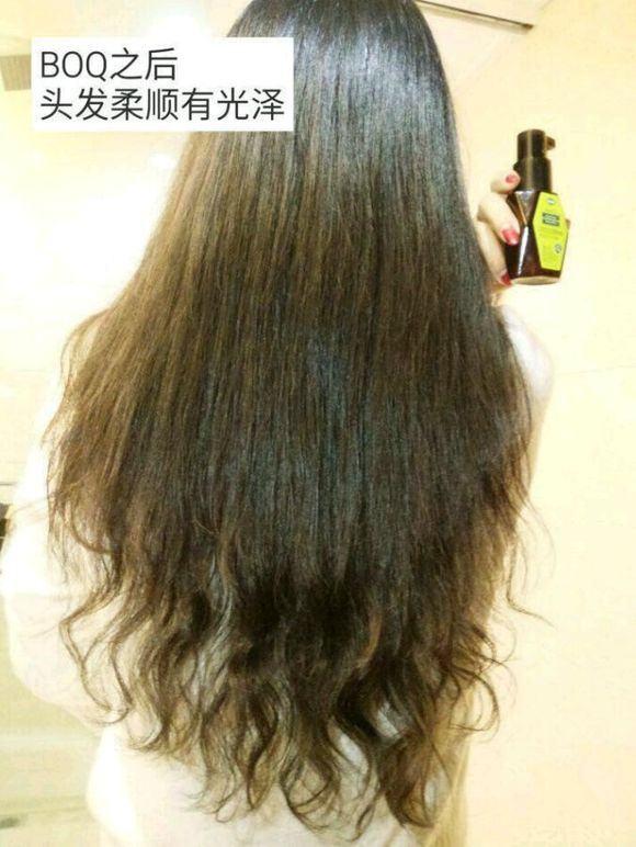 头发经常烫染,发质比较差,求解救方法,修复洗发水可以图片