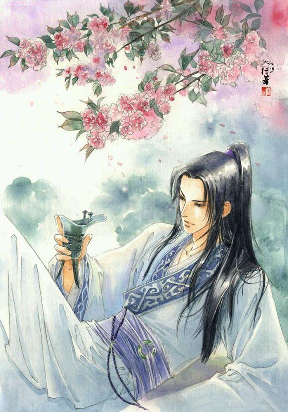 【尘韵】《红尘如韵剑如魂》古风江湖小说