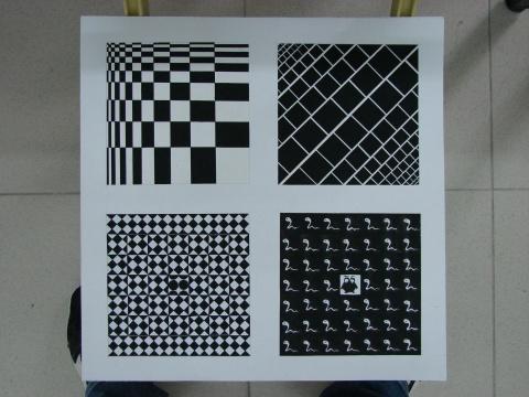 图片_平面构成发射作业图_密集平面构成设计图片_平面构成对比是什么图片