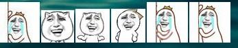 金馆长猥琐猫表情包 单个分享展示图片