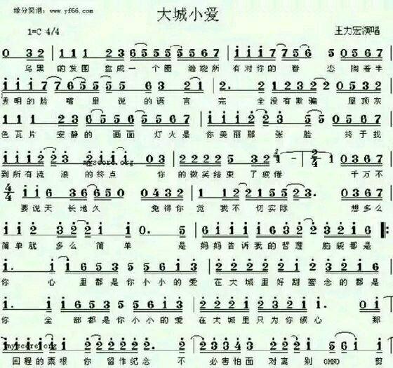 28孔复音口琴谱分享展示图片