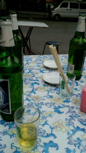 喝喝酒剩我一个人了!图片图片