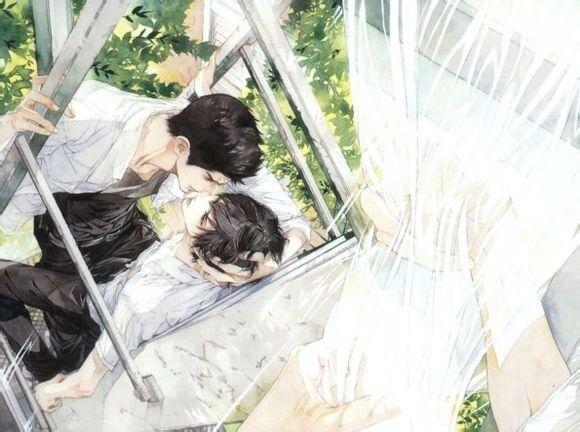 【喵喵‖图片】【一些妓男的插画图】【笠井あゆみ】