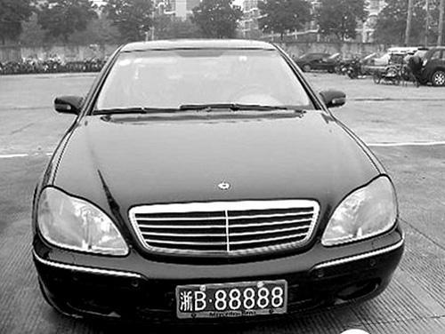 谁手握各省88888车牌,王健林领衔图片