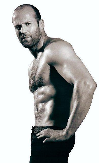 肌肉男巨星4:杰森·斯坦森图片