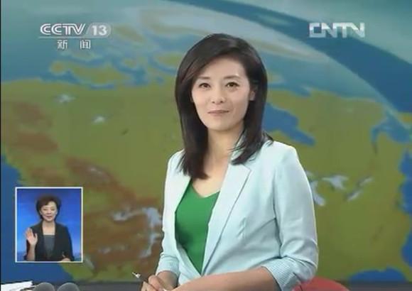 央视13套女主播慕林杉