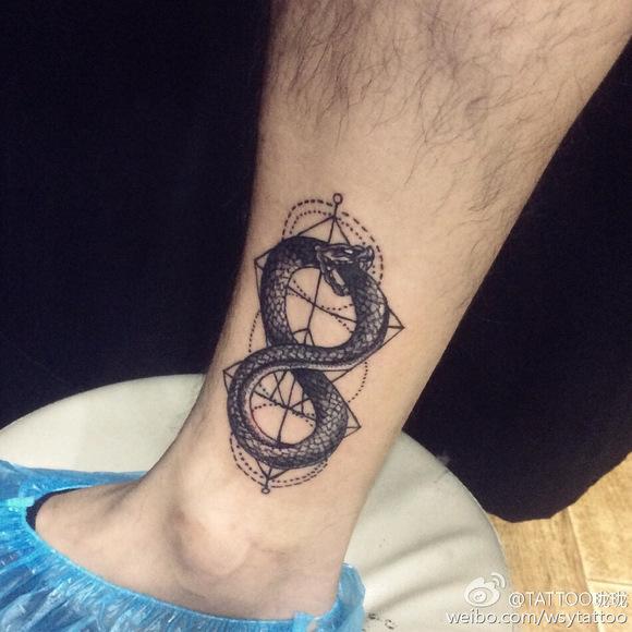 我是纹身界的小学生图片