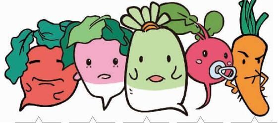 快乐星期天:萝卜地里拔萝卜萝卜地里萝卜蹲活动