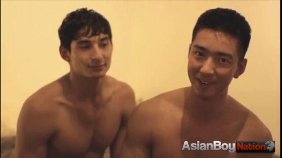 亚裔tristan tran视频
