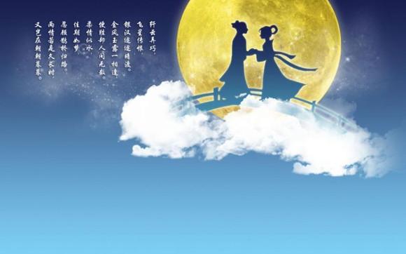 【七夕快乐】谁将于葡萄树下窃听绵绵情话?图片