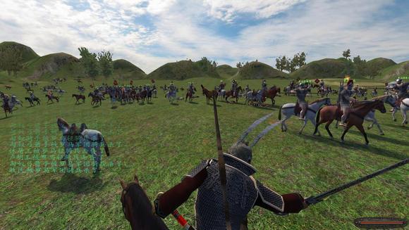 消失与砍杀汉匈全面战争之骑马的罗马武术军团各种翻图片
