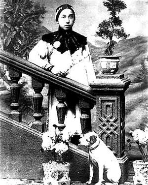 先锋影老妻_中国第一部海外放映的中国影片——《庄子试妻》(1913年)