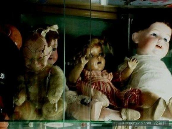 [慎入]恐怖图片大全,它们来自玩具香烟娃娃图片地狱大图图片