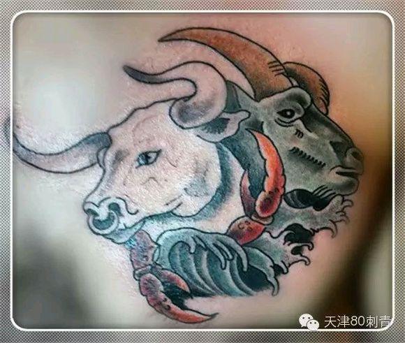 一组精美的 纹身素材 十二生肖 送给大家.图片