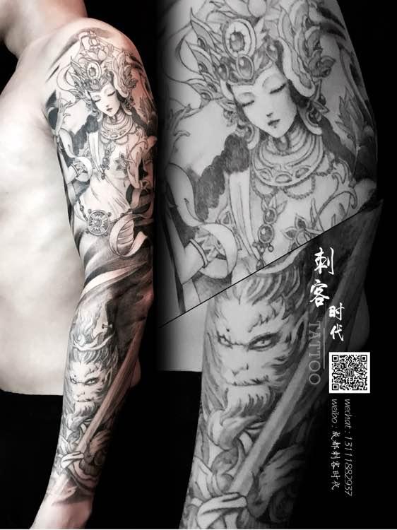 有没有擅长日本武士的?【成都纹身吧】_百度贴吧图片