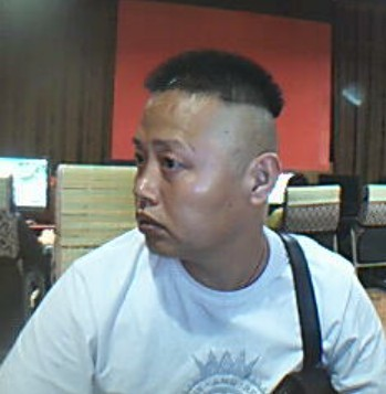 男生短发圆头式发型图片
