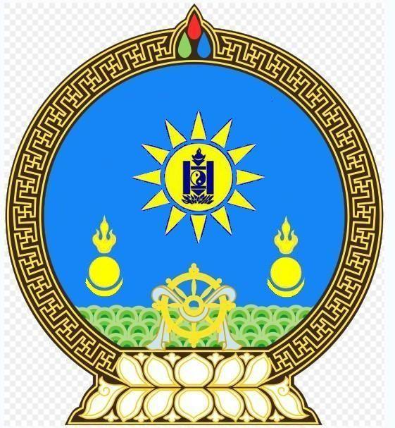 蒙古民国国旗,国徽图片图片