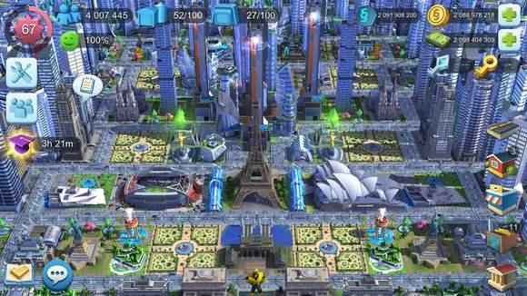 【图片】谁有好的布局推荐个【simcity模拟城市吧】图片