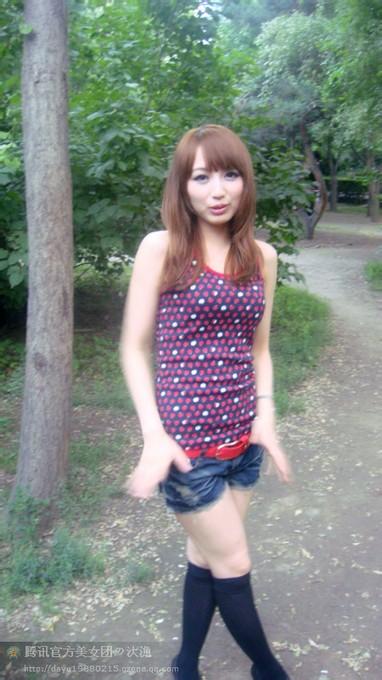 哈尔滨大连确实出美女啊