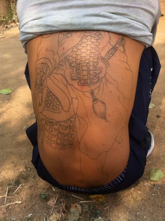 回复:改图,盖图,盖中盖,各种无敌盖的请看这里!_纹身图片