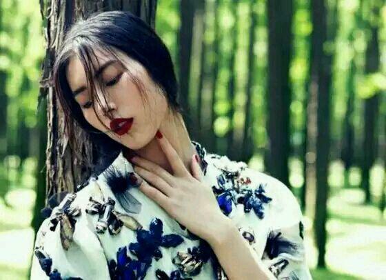 美国成年人眼中的中国第一美女