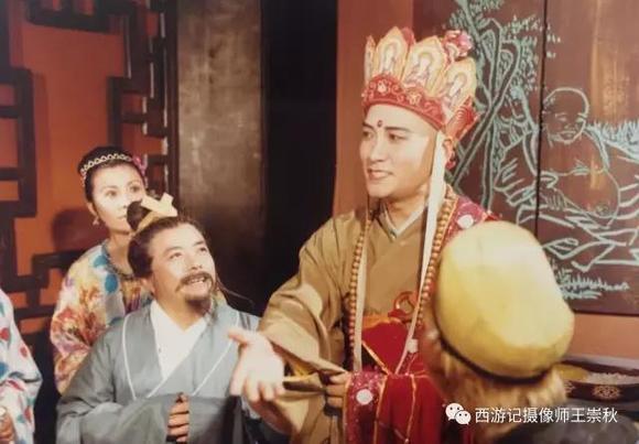 """【转载】82版西游记""""删减之谜""""(下)-- 王崇秋图片"""