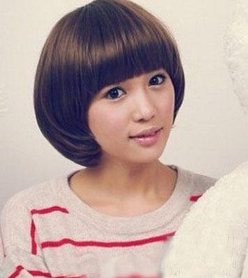 【转】十款蘑菇头短发发型 给你一场邂逅收获一份爱情图片