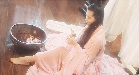 80年代后香港电影中十大经典古典美女