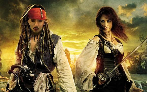 加勒比海盗5上映时间