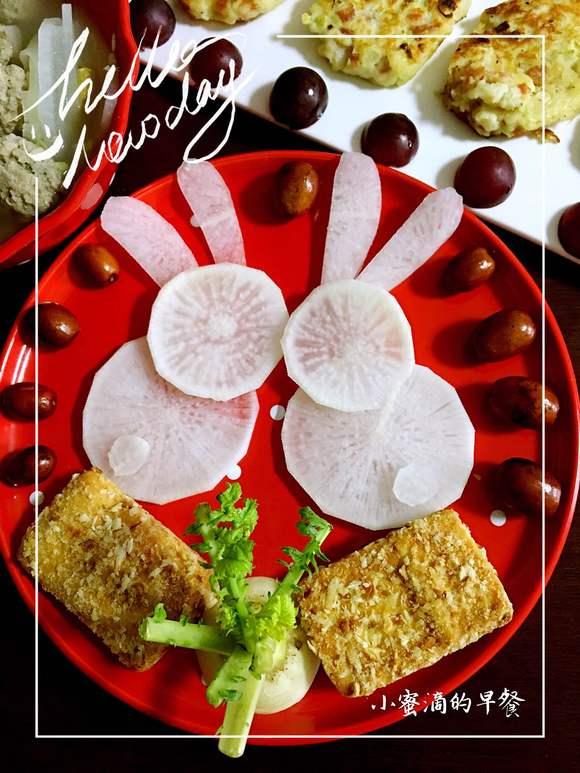回复:小蜜滴的漂亮早餐(不定期更新)图片