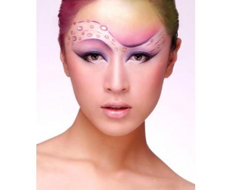 创意彩妆-青岛梦想成真新娘会馆