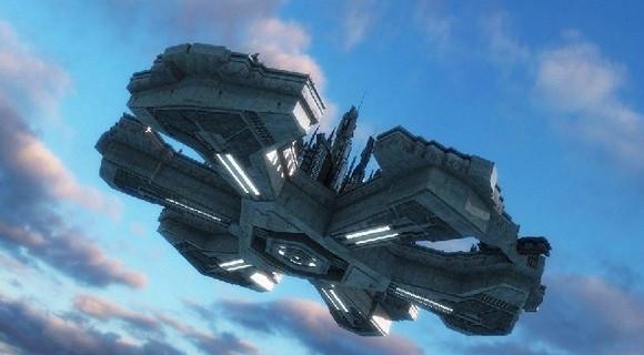 太空飞船的科幻电影_回复:你认为哪一部电影的太空飞船最帅最有爱?_科幻吧