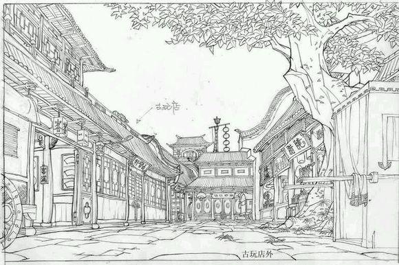 【转】中国古代园林设计图片