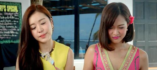 《斐济99℃爱情》2014中国喜剧爱情大片_ady映画吧图片